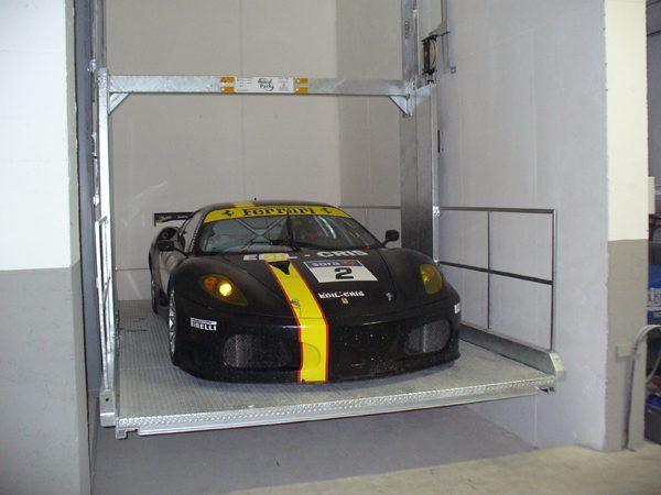 ascenseur pour voitures ip1 hmt v02 master parking. Black Bedroom Furniture Sets. Home Design Ideas